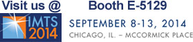 IMTS 2014 Booth E-5129
